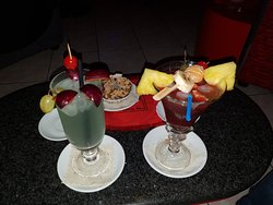 Suite Daniel American Bar