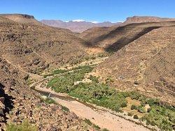 Flusslauf im Jbel Saghro