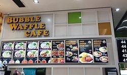 Bubble Waffle Cafe