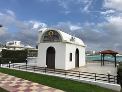 small chapel good for weddings at seaside
