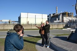 livetime experience in Chernobyl zone