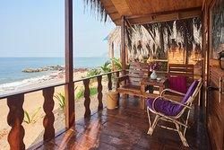 Deluxe Ocean View Cottage