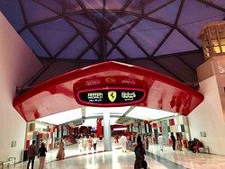 Ferrari World Abu Dhabi 5