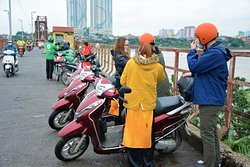Our Hanoi Motorbike City Tours take you off the beaten path into the labyrinth of alleys, countryside and back streets to see the real Hanoi with a unique, cultural, fun and once in a life-time adventure.