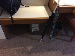 ファミリールームのセキュリティ・ボックス