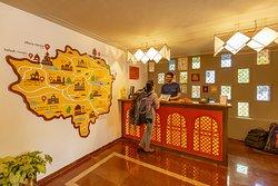 Zostel Aurangabad Reception