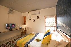Zostel Aurangabad Deluxe Private Room