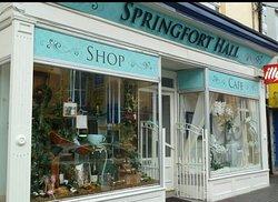 Springfort Hall Shop and Cafe