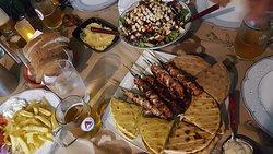 Excellent Pheidia's food