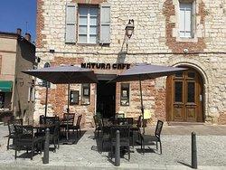 Façade du Natura Café