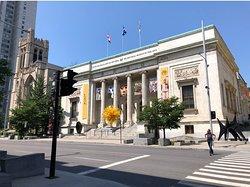متحف مونتريال للفنون الجميلة