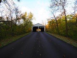 Ramp Creek Covered Bridge