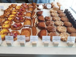 Pastries Selection! Must Try Them All!