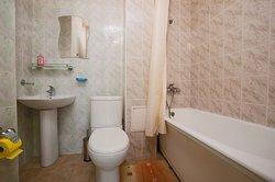 Ванная комната номера Улучшенный люкс