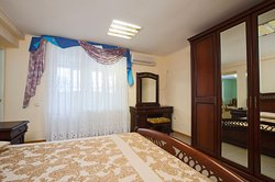 Спальня номера Улучшенный люкс