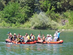 Drina most fest in July