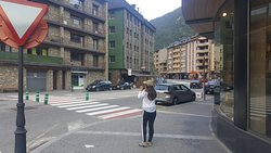 Canillo town