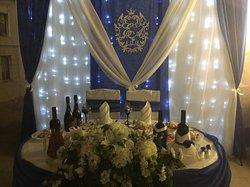 Основной зал свадьба!!!