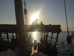 Dhow Sunset Cruise