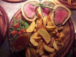 Wellington Biftek-Beef Wellington
