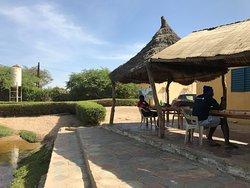Campement Villageois le Njagabaar, Diadiem 3 next to Djoudj National Park phone number 221-78-547-4921