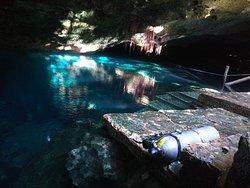 Cenote Chikin Ha!