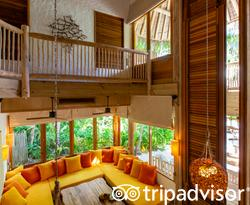 The Sunset Two Bedroom Villa at the Soneva Fushi