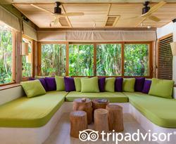 The Two Bedroom Villa at the Soneva Fushi