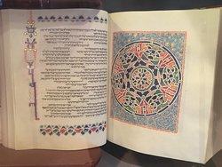 Illustrated manuscript.