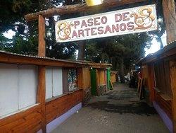 Paseo de Los Artesanos
