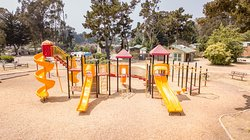 Kids will love our playground