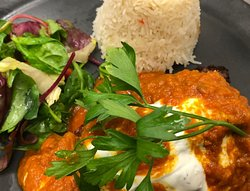 Iskender - a house speciality