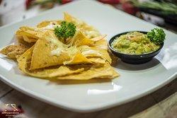 Guacamole Corn Chip