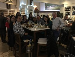 Casa Jose graciously accommodated our large group and provided outstanding food and impeccable service.