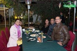 Celebrations at Dining Park