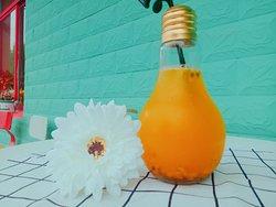 Passion Fruit & Mango Juice