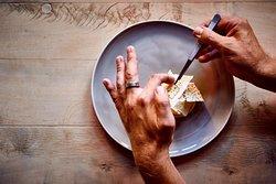 Gerichte werden zu Meisterwerken