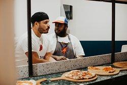 Pizza chefs