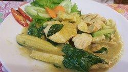 Cuisine Thaïe typique