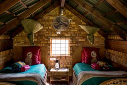 Camp site Chalet sleeps 2 Interior