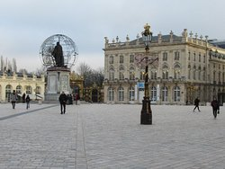 Place Stanislas Nancy 11.12.2018