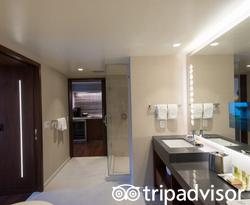 The One Bedroom Suite at the Hokulani Waikiki by Hilton Grand Vacations