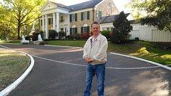 Living the dream! Graceland
