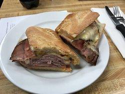 Monticello sandwich (DiPasquale's)