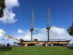 Replica of the Brig Amity