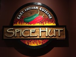 Spice Hut Indian Cuisine.