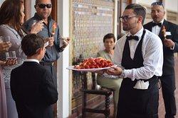 Servicio de catering para eventos
