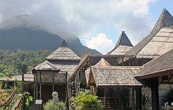 Village culturel Sarawak