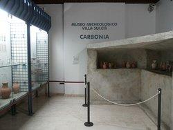 Villa Sulcis Archaeological Museum