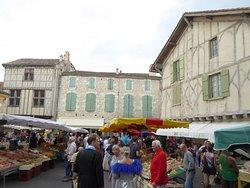 Marché de Issigeac